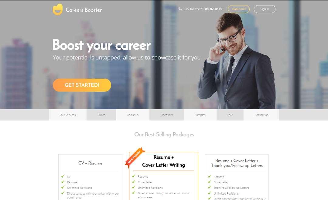 careersbooster com review